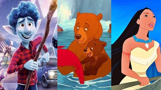 Filmes infantis dublados por atores da Marvel e da DC