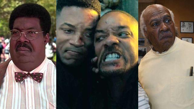 Will Smith, Eddie Murphy e + atores que fizeram mais de um personagem no mesmo filme
