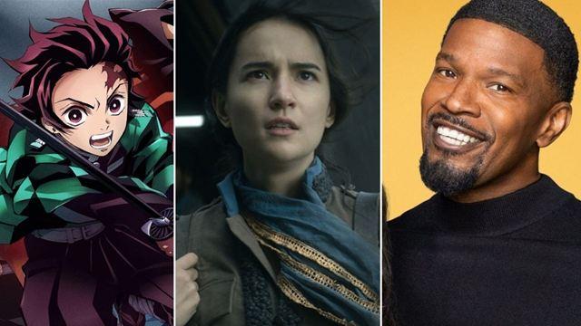 Lançamentos da Netflix em séries para abril de 2021