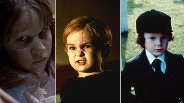 23 filmes de terror com crianças bizarras e assustadoras