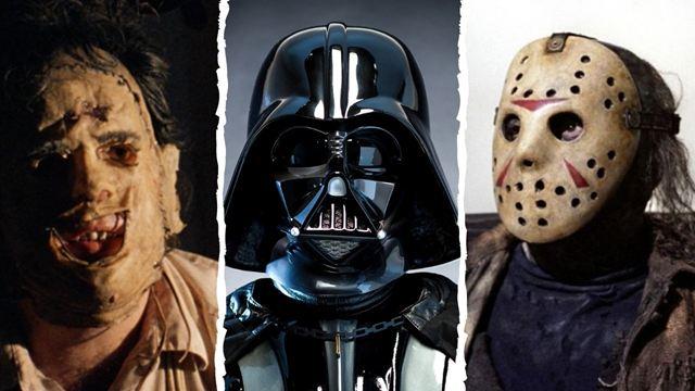 13 máscaras mais marcantes ou assustadoras da história do cinema