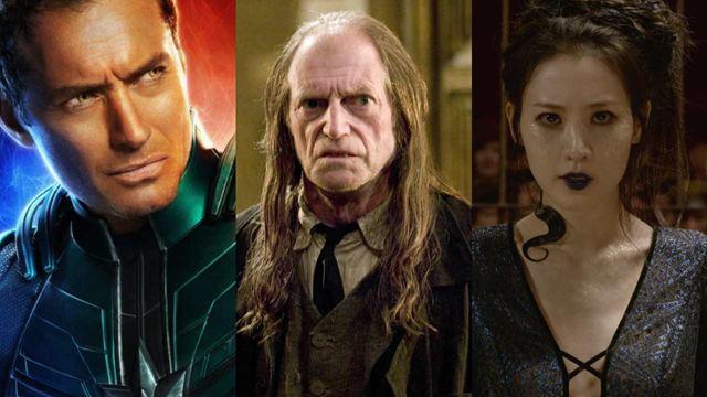 Atores da Marvel que também participaram de Harry Potter