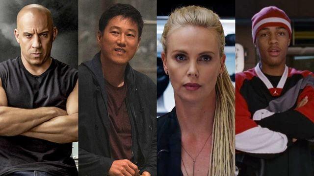 Velozes & Furiosos 9: Todos os personagens confirmados no filme