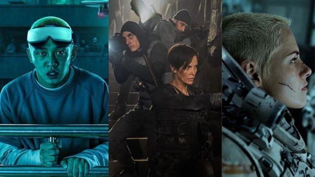 The Old Guard, Ava e outros filmes de ação que poderiam ser adaptados para jogos de videogame