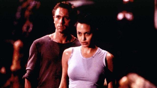 Lara Croft na Sessão da Tarde hoje (9/4): Filme com Angelina Jolie foi banido na China por motivo inusitado