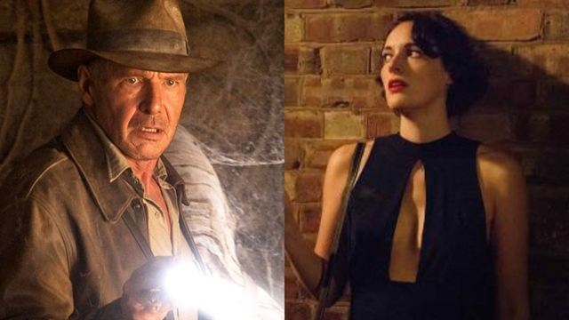 Indiana Jones 5: Phoebe Waller-Bridge vai protagonizar filme com Harrison Ford
