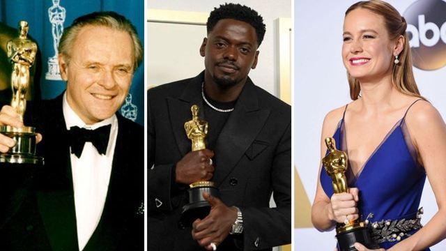 Anthony Hopkins, Daniel Kaluuya e outros atores da Marvel que ganharam Oscar