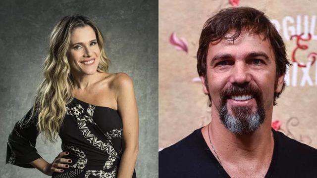 Ingrid Guimarães, Marcelo Faria e outros atores brasileiros que são da mesma família e você não sabia