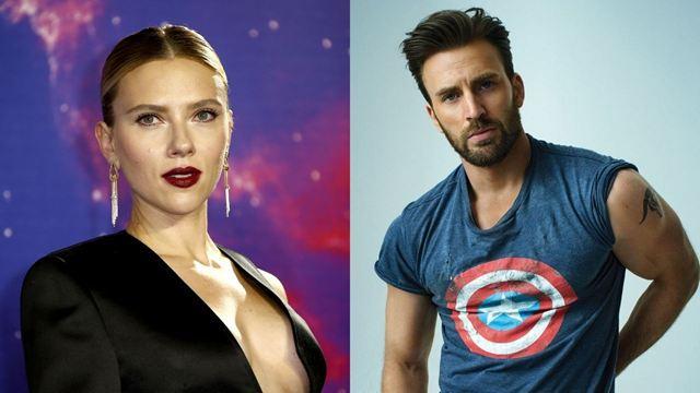 Scarlett Johansson, Chris Evans e outros atores da Marvel que já tiveram um relacionamento e você não sabia