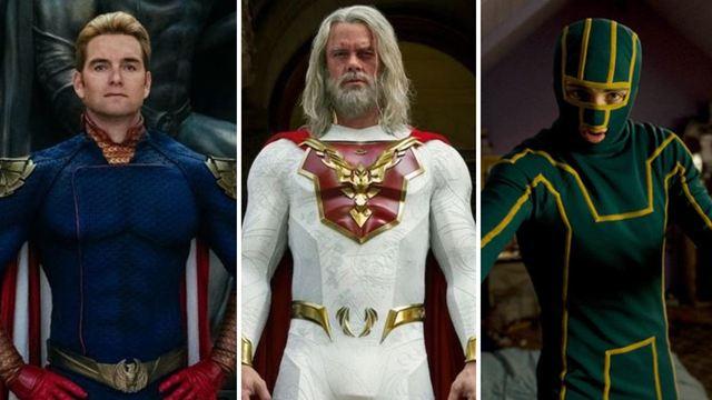 O Legado de Júpiter, The Boys e outras produções que desconstroem os super-heróis