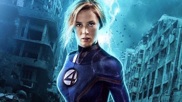 Emily Blunt será a Mulher Invisível no novo Quarteto Fantástico?