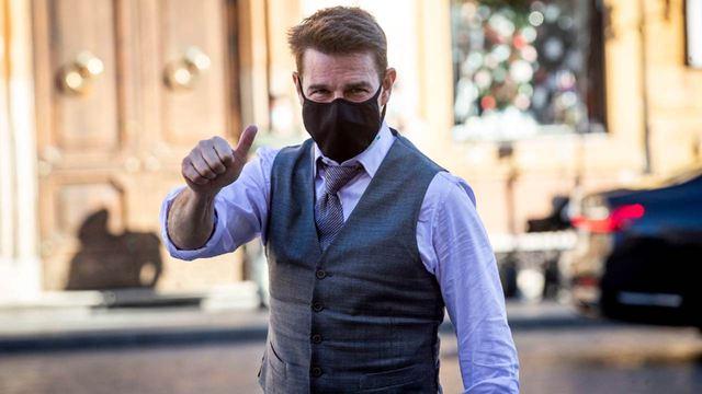 Tom Cruise explica como Missão Impossível 7 salvou o cinema da pandemia do coronavírus