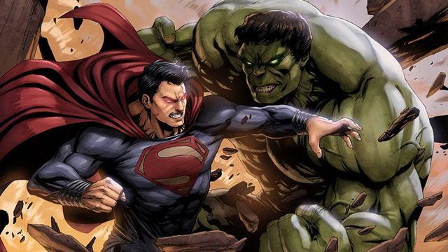 Superman ou Hulk: Quem venceria essa briga?