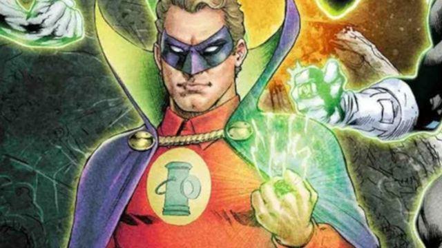 Nova produção da DC para o HBO Max confirma que Lanterna Verde será gay