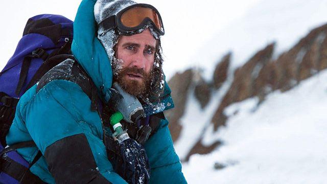Evereste na Sessão da Tarde hoje (17/6): Josh Brolin e Jason Clarke quase caíram de uma ponte a 300 metros do chão