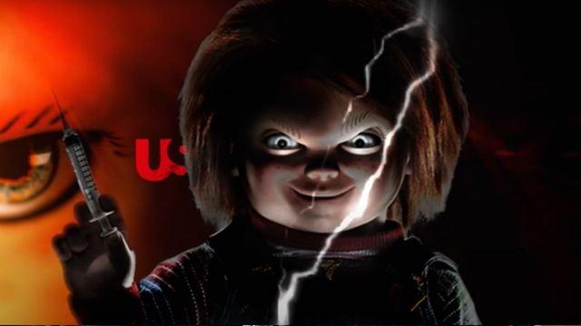 Chucky está de volta e mais assustador no primeiro trailer completo da série na SDCC