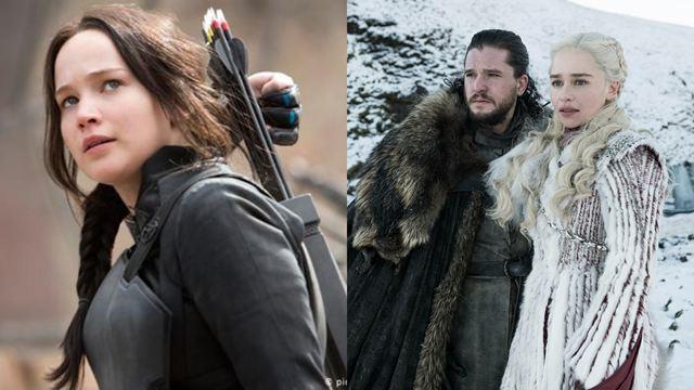 Game of Thrones, Jogos Vorazes e outras produções que tiveram cenas de beijo improvisadas