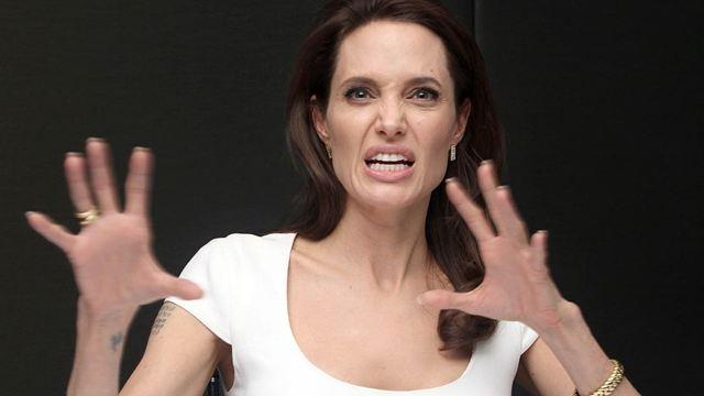 Angelina Jolie expõe briga com Brad Pitt por causa de Harvey Weinstein