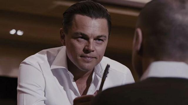 Leonardo DiCaprio improvisou cena icônica do filme O Lobo de Wall Street; entenda