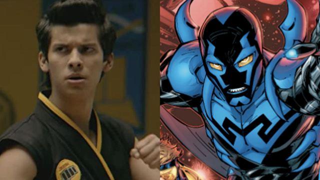 Besouro Azul: Visual do primeiro super-herói latino da DC tem detalhes impressionantes; confira