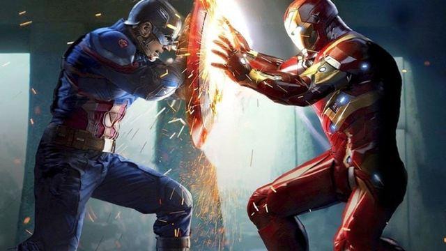 Marvel não queria luta entre Homem de Ferro e Capitão América em Guerra Civil; entenda