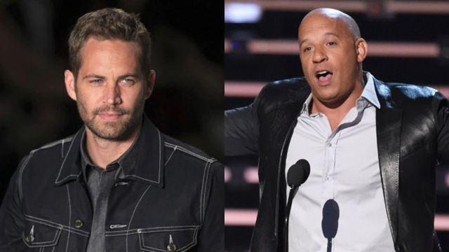 Vin Diesel presta emocionante homenagem  durante casamento da filha de Paul Walker