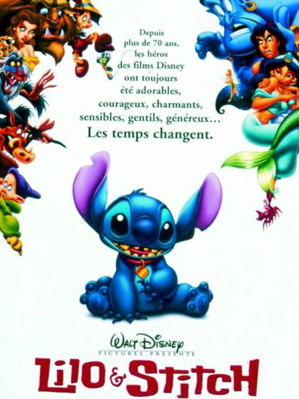 Lilo Stitch Poster Foto 3 Adorocinema
