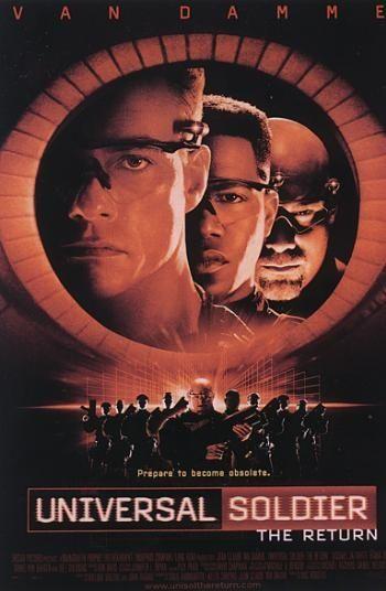 Soldado Universal - O Retorno - Filme 1999 - AdoroCinema