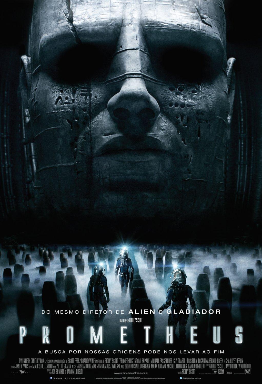 Prometheus - Poster