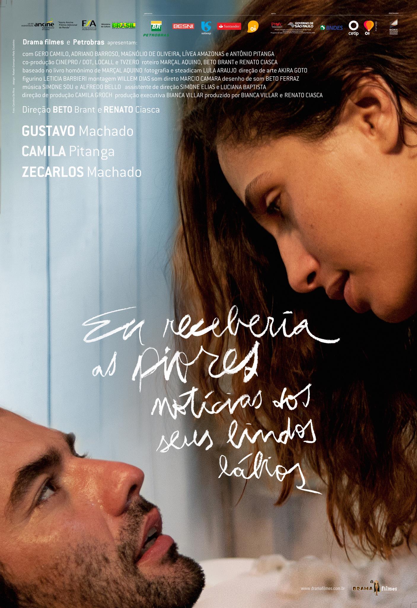 Eu Receberia as Piores Notícias dos Seus Lindos Lábios - Filme 2011 -  AdoroCinema