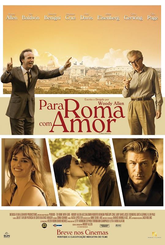 Para Roma Com Amor - Filme 2012 - AdoroCinema