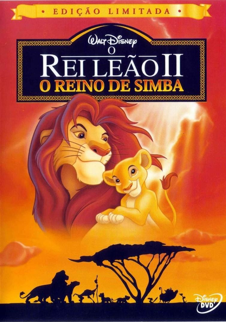 O Rei Leão 2 - O Reino de Simba - Filme 1998 - AdoroCinema