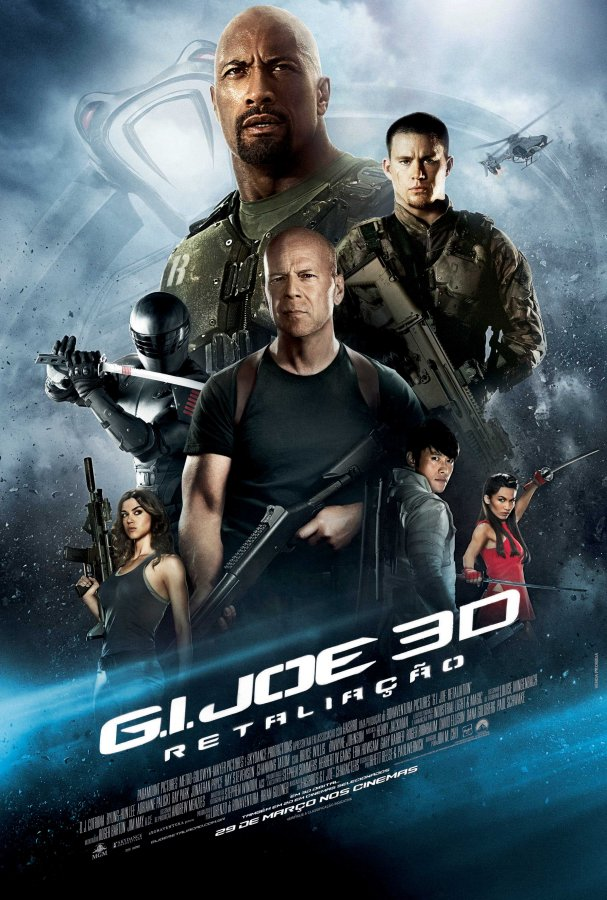 G.I. Joe - Retaliação - Filme 2013 - AdoroCinema