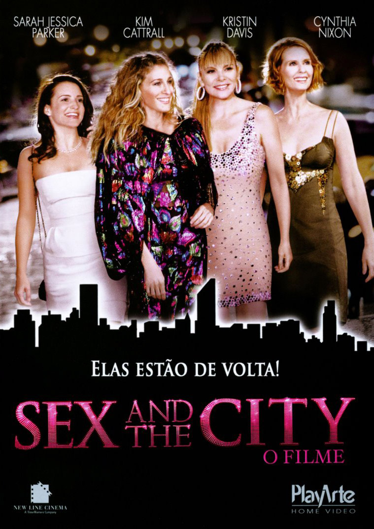 Sites of sex and the city