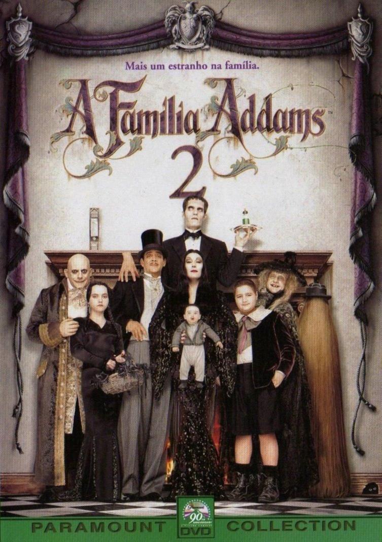 A Família Addams 2 - Filme 1993 - AdoroCinema