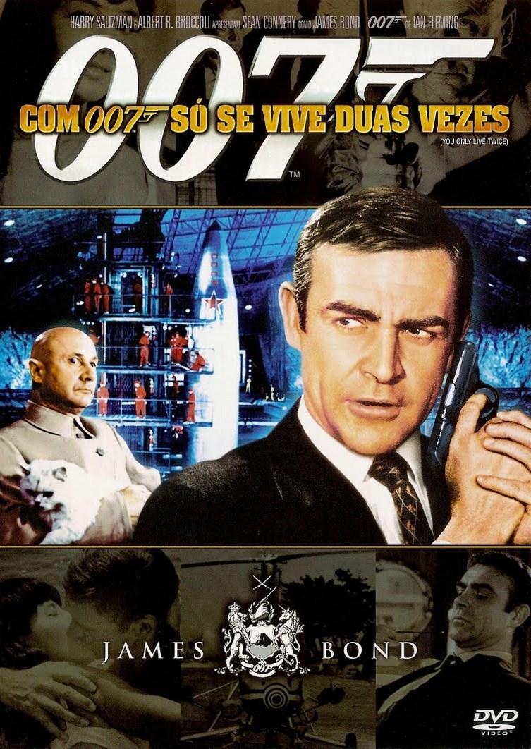 Com 007 Só Se Vive 2 Vezes - Filme 1967 - AdoroCinema
