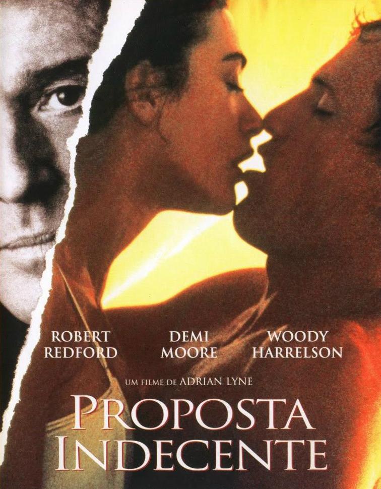 Proposta Indecente poster - Foto 3 - AdoroCinema