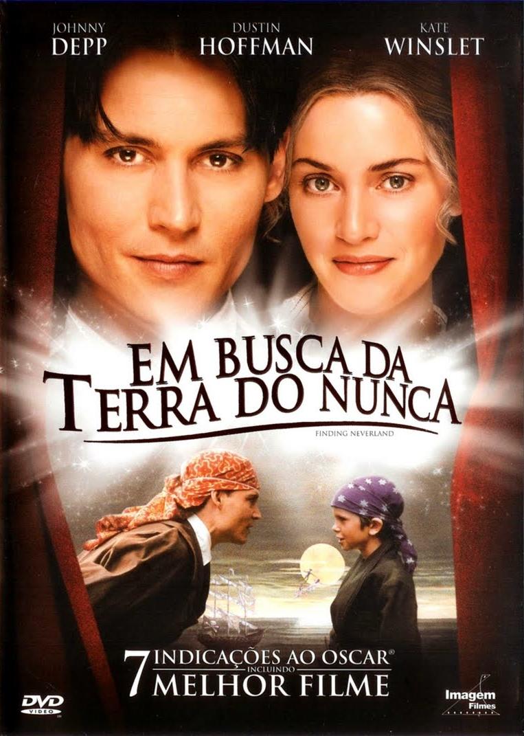 Em Busca da Terra do Nunca - Filme 2004 - AdoroCinema