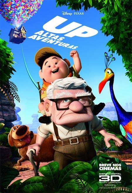 Up - Altas Aventuras poster - Poster 1 - AdoroCinema