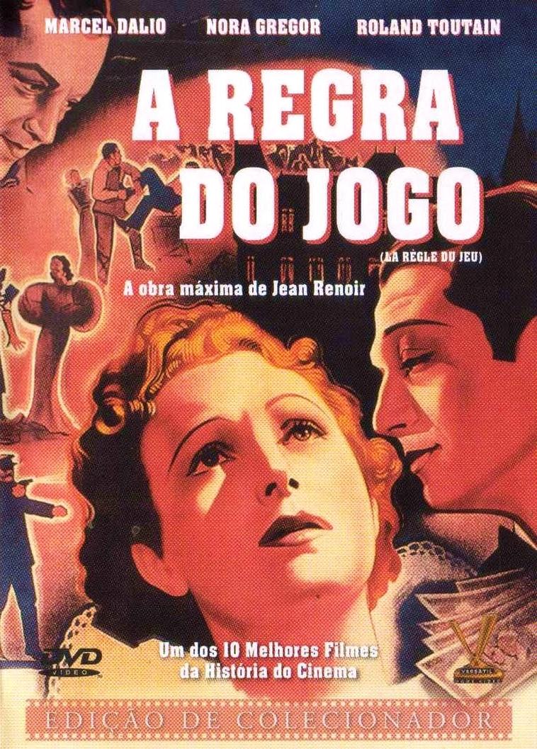 A Regra Do Jogo - Filme 1939 - AdoroCinema