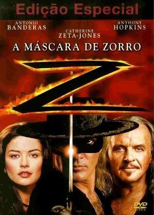Resultado de imagem para A MÁSCARA DO ZORRO (1998)