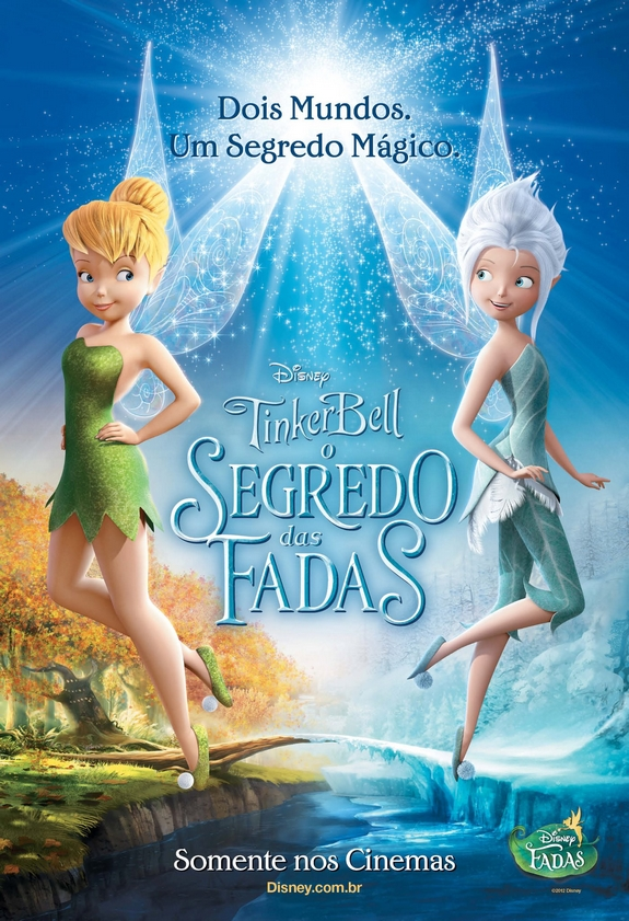 Tinker Bell O Segredo Das Fadas Filme 2012 Adorocinema