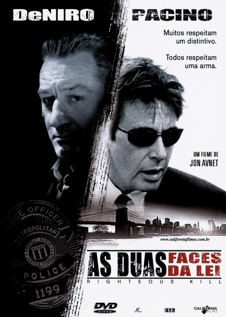 As Duas Faces da Lei - Filme 2008 - AdoroCinema