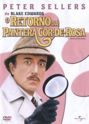 A Volta da Pantera Cor de Rosa - Filme 1975 - AdoroCinema