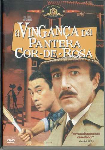A Vingança da Pantera Cor de Rosa - Filme 1978 - AdoroCinema