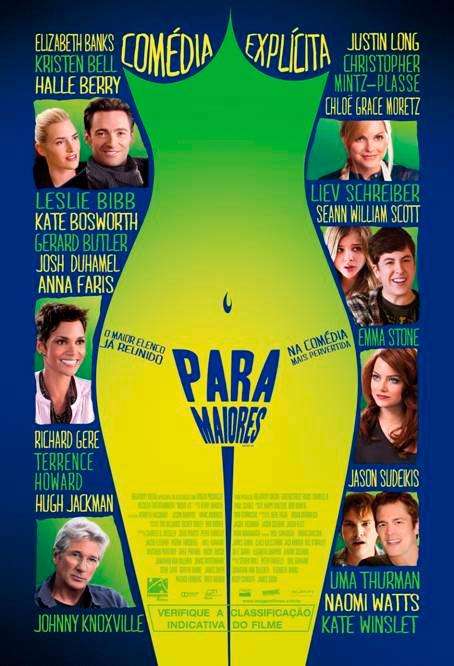 Para Maiores - Filme 2013 - AdoroCinema
