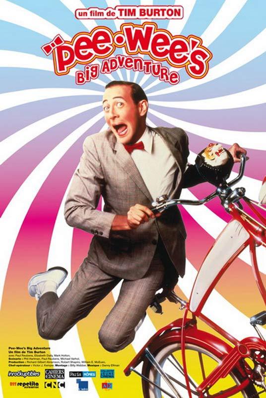 As Grandes Aventuras de Pee-Wee - Filme 1985 - AdoroCinema