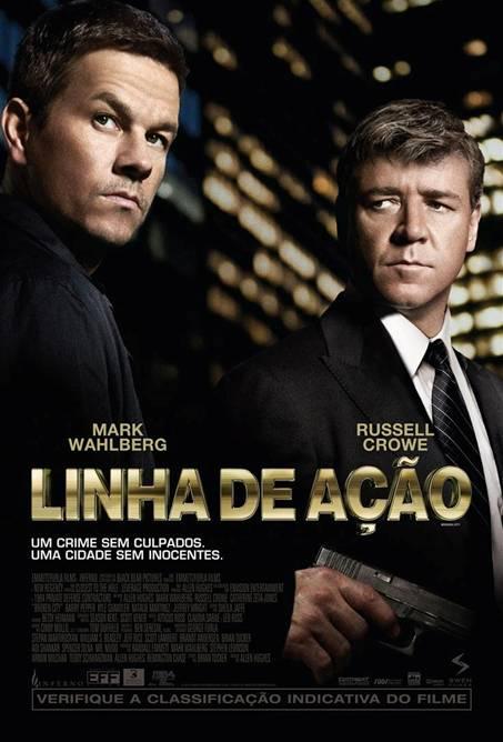 Linha de Ação - Filme 2013 - AdoroCinema
