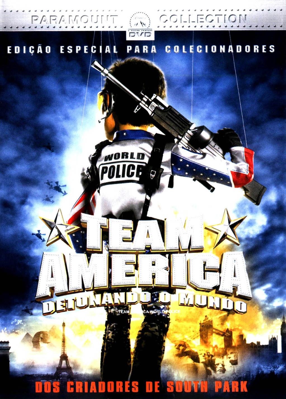 Team America - Detonando o Mundo - Filme 2004 - AdoroCinema