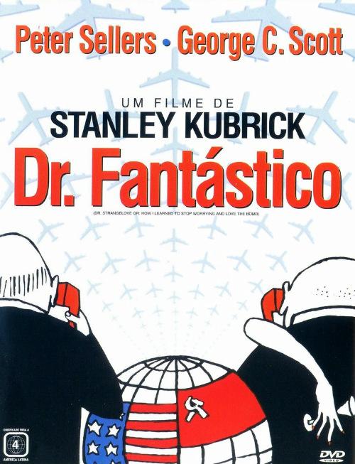 Dr. Fantástico - Filme 1964 - AdoroCinema